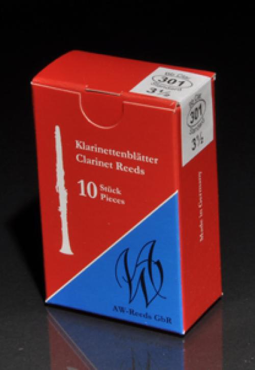 AW 301 Standard B-Klarinette