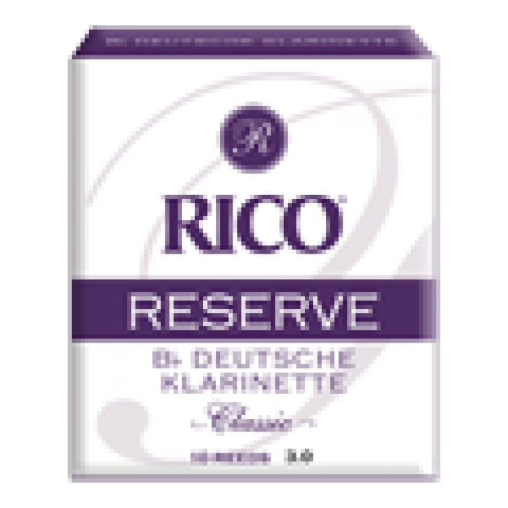 Rico Reserve Classic B-Klarinette-Deutsch