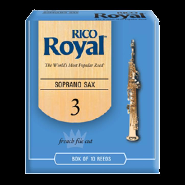 Rico Royal Sopran-Saxophon