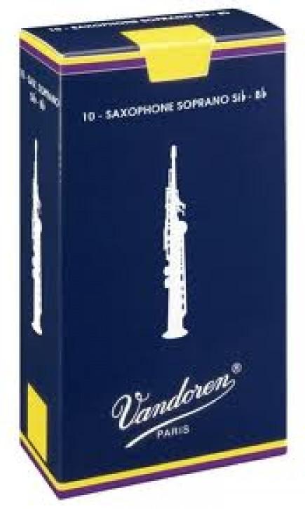 Vandoren Traditionell Blau Sopran-Saxophon