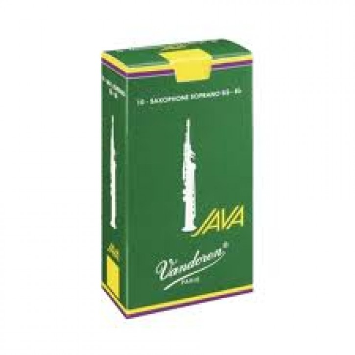 Vandoren Java Green Sopran-Saxophon