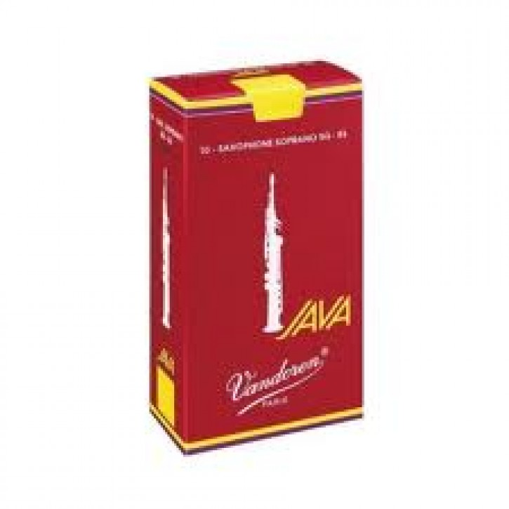 Vandoren Java Red Sopran-Saxophon